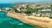Importante núcleo turístico de Canarias acumula una deuda de 50 millones | Foto: beachvolleytour.es