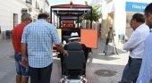 Chiclana (Cádiz) tendrá un tren turístico adaptado a personas con movilidad reducida | Foto: elMira.es