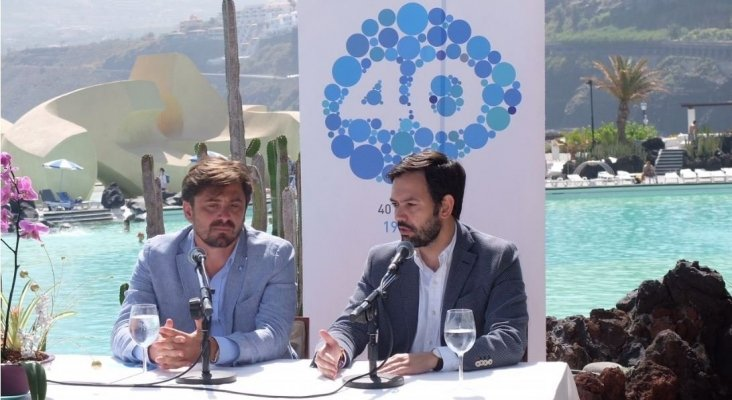 Jorge Marichal y Lope Afonso