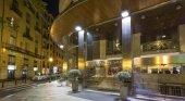 El hotel Astoria Palace, cerrado por remodelación, ha sido uno de los afectados por esta medida