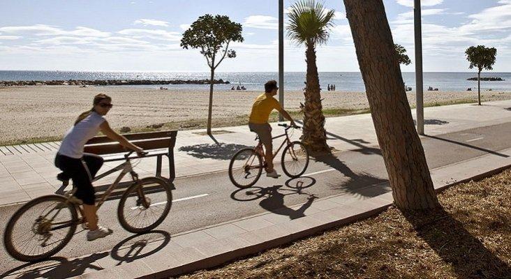 Excursiones sostenibles, la nueva apuesta de Thomas Cook | Foto: Excursiones en bicicleta en la Costa Dorada- costadaurada.info
