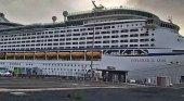 El puerto de Arrecife (Lanzarote) batirá un nuevo récord: 78 cruceros turísticos hasta fin de año