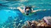Siembran más de 3.000 corales en los arrecifes de Cancún  | Foto: Arrecife Garrafón- titicancun.com