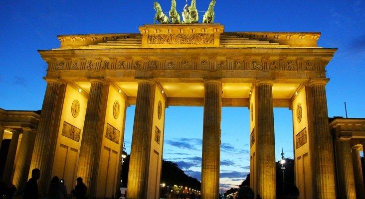 Puerta de Brandenburgo, Alemania