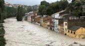 Reino Unido alerta a los turistas sobre las lluvias torrenciales en España | Foto: Efectos de la DANA en Valencia- El Confidencial