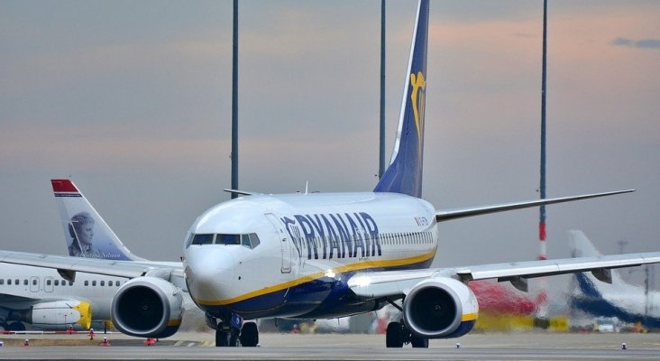 La cancelación de rutas de Ryanair y Aer Lingus afecta a dos destinos españoles