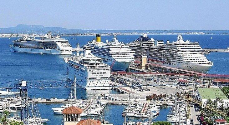 Palma (Mallorca) no podrá limitar la llegada de cruceros |Foto: ibeconomia.com