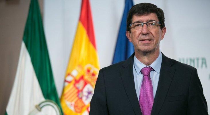 Juan Marín Lozano, Andalucía
