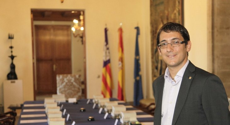 Iago Negueruela Vázquez, Baleares