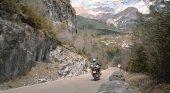 'Huesca la Magia en ruta', una alternativa para los mototuristas   Foto: Huesca la Magia en Ruta vía sportaragon