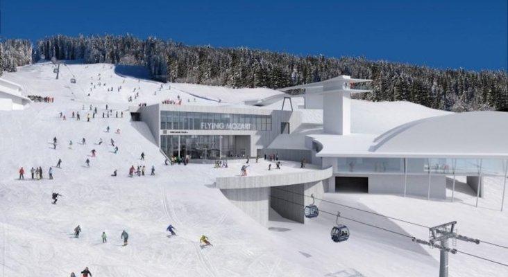 Austria sorprende con una macroestación de esquí de 200 km de pista | Foto: Lugares de Nieve