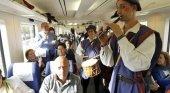 Regresa el Tren Medieval de Renfe|Foto: Turismo de Guadalajara