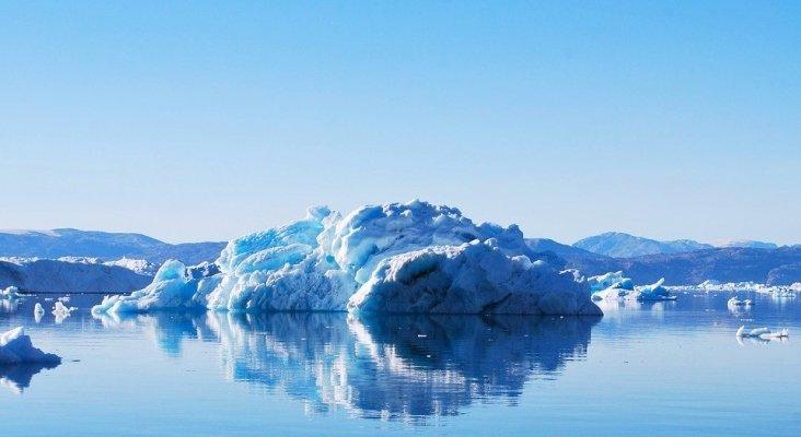 Groenlandia, donde mueren los glaciares y nacen los icebergs