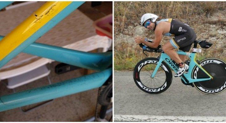 Vueling indemniza a un triatleta con 50 euros, tras romperle una bici de 6.000 | Foto: El País