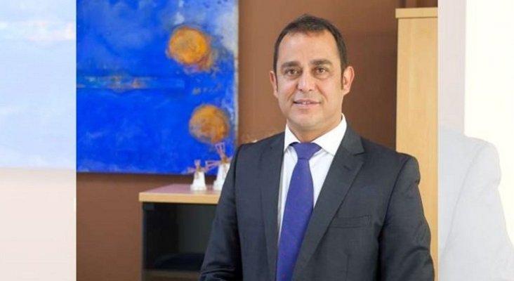 Blas Acosta, presidente del Cabildo de Fuerteventura| Foto: Cabildo de Fuerteventura