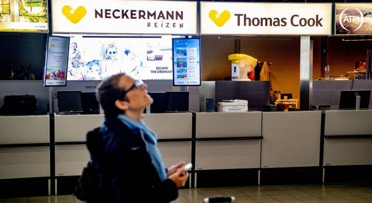La quiebra de Thomas Cook arrastra a su división holandesa y francesa