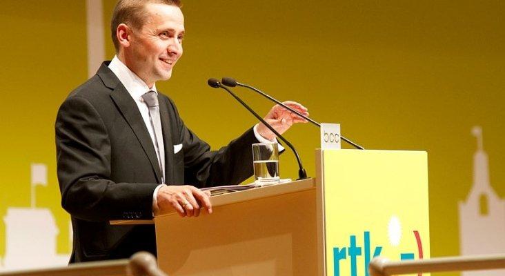 Thomas Bosl, director general de rtk