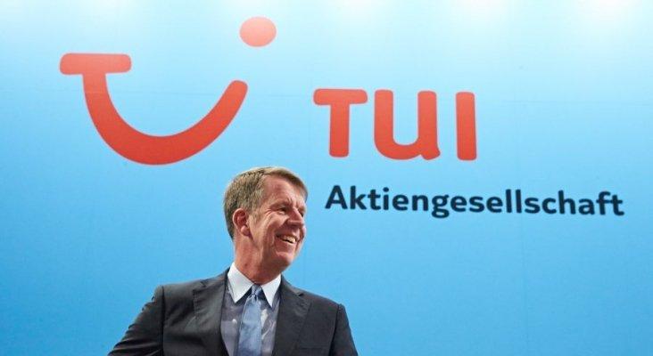 Fritz Joussen, CEO y máximo responsable de Tui Group
