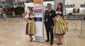 Lufthansa lleva el Oktoberfest a los aeropuertos españoles