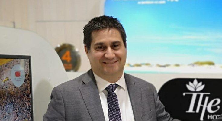 Pablo Guillén, director comercial Hoteles THe