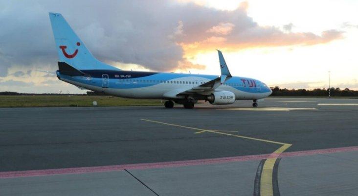 Avión de TUI Nederland