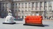 El sofá de 'Friends' se convierte en el nuevo atractivo para visitar Madrid  | Foto: La Razón