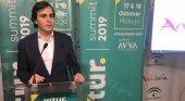 Málaga acoge el Congreso Europeo de Viviendas Turísticas VITUR Summit 2019 | Foto: Carlos Pérez-Lanzac, presidente de AVVA