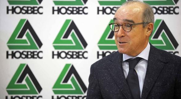 Antonio Mayor   HOSBEC