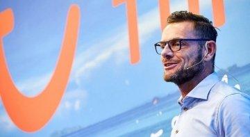 TUI ofrece cancelaciones gratuitas para los clientes de Thomas Cook| Foto: Hubert Kluske, director comercial de TUI Deutschland- TUI Deutschland