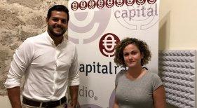 Carlos Navarro y Erika Ramírez analizaron la aplicación  del marketing olfativo en el sector turístico