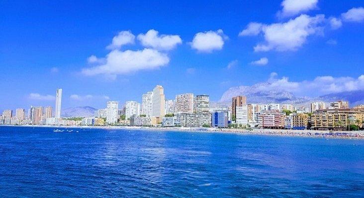 Las cinco principales hoteleras de Costa Blanca tienen su sede en Benidorm