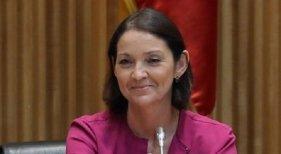 Reyes Maroto, ministra de Industria, Comercio y Turismo, vía EFE