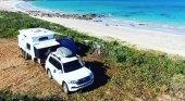 El 'airbnb' de las caravanas ultima su aterrizaje en España | Foto: Camplify