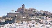 Murallas Castillo Dalt Vila Ibiza