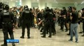 Revueltas en Aeropuerto de Barcelona|Tagesschau