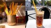 Los bares de Italia ofrecen pajitas de pasta como alternativa a las de plástico | Foto: stroodles.co.uk