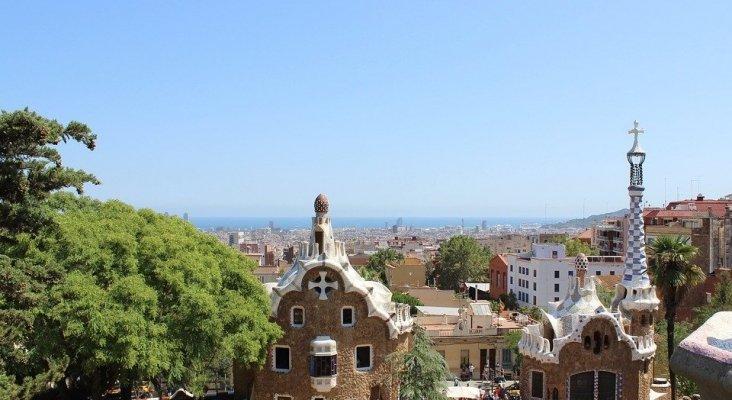 Barcelona imitará a Nueva York para impulsar el turismo cultural   Foto: Parque Güell, Barcelona