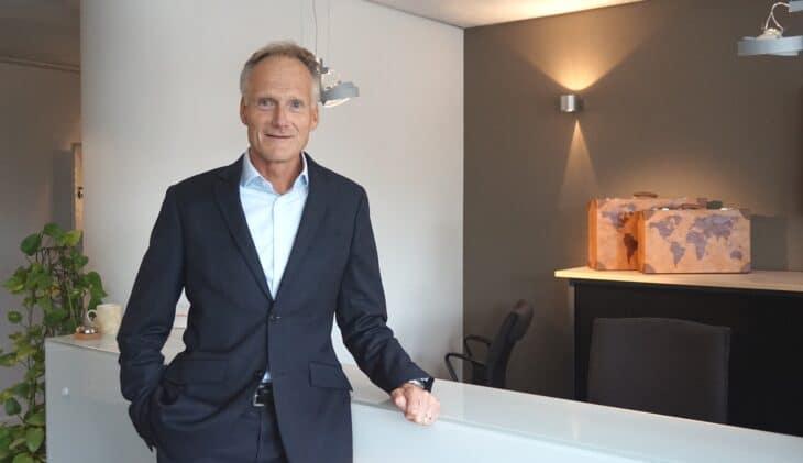 Frank Oostdam, presidente de la ANVR