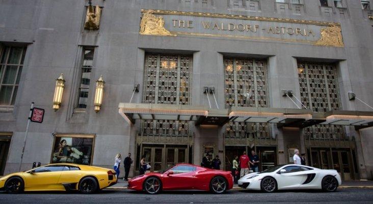 El hotel Waldorf Astoria cierra sus puertas