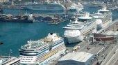 España pierde cruceristas en el primer trimestre