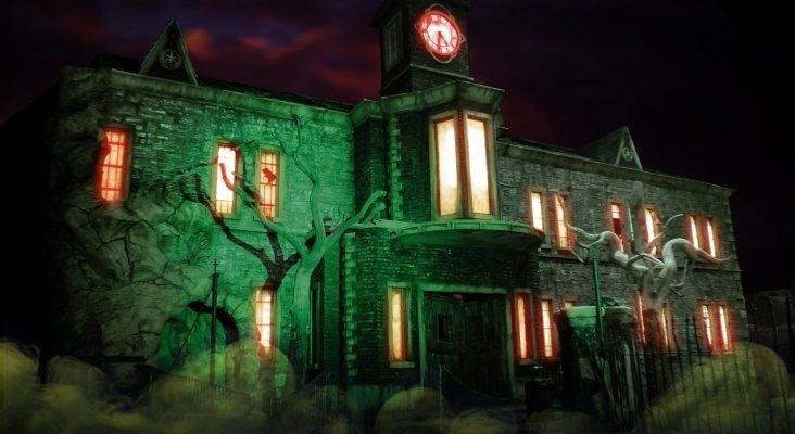 Halloween y parques temáticos, la mejor combinación