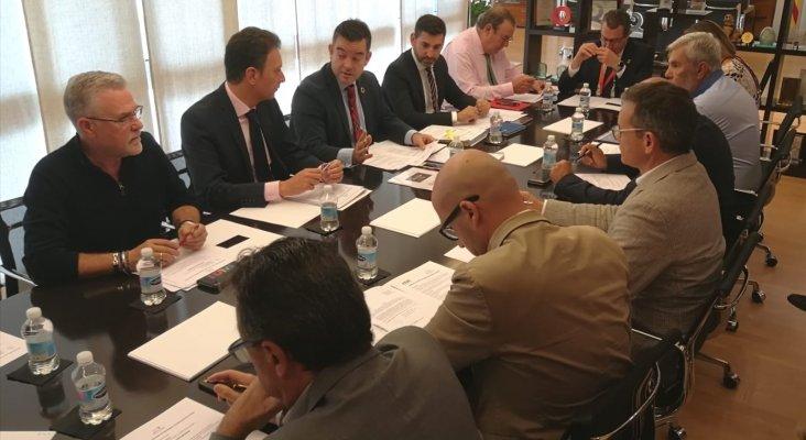 Reunión AMT|Foto: Ayuntamiento de Salou