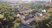 Langholmen Hotell en Estocolmo, antigua prisión de mujeres que data de 1724.
