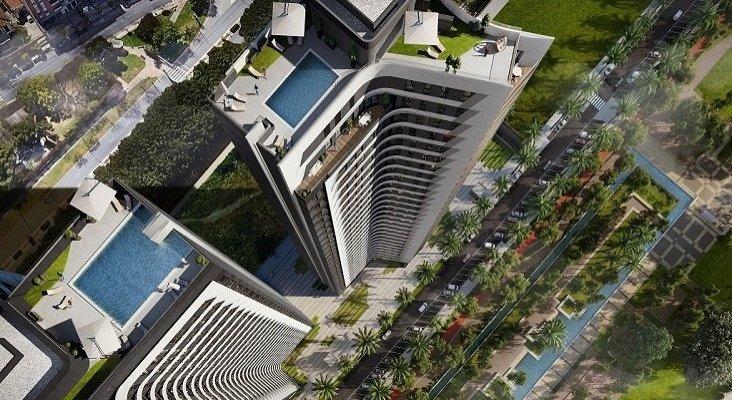 Uno de los rascacielos de Málaga albergará un hotel |Foto: La Opinión de Málaga