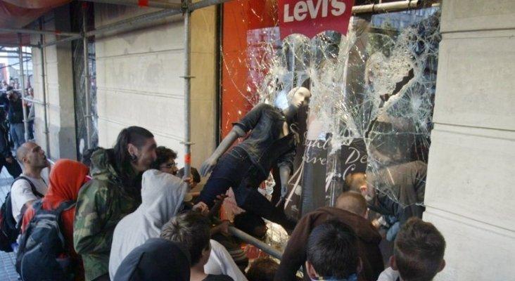 Las protestas en Barcelona lastran la facturación de los comercios y restaurantes
