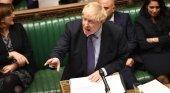 El Parlamento británico genera nuevamente incertidumbre por el Brexit  | Foto: Boris Johnson- Reuters vía El Confidencial