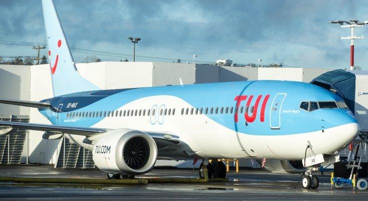 Avión de TUI (© 2018 TUI)