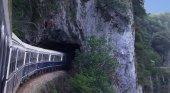 El tren Costa Verde Express, alternativa al turismo de sol y playa en el norte de España |Foto: Renfe