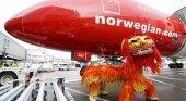 Avión de Norwegian |Foto: Norwegian