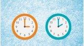 Hoy sábado España se adapta al horario de invierno